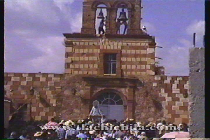 Fotos fiestas de tlachichila de 1988   1° parte