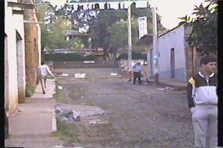 Tlachichila 1989, fiestas patronales 1ra Parte