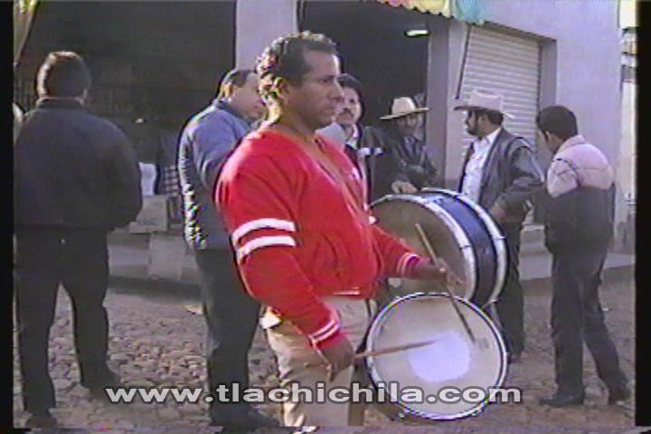 Fiestas de tlachichila 1991    1ra parte