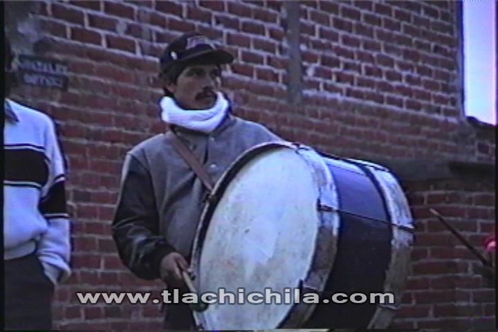 Fiestas Tlachichila 1992  primera parte