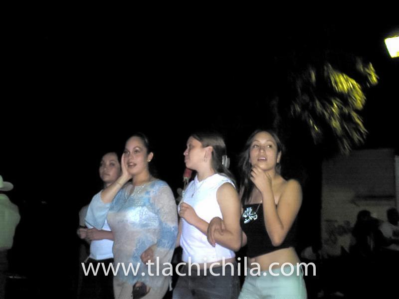 fiestas Tlachichila 2003 primera parte