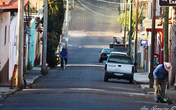 Las Calles de Tlachichila