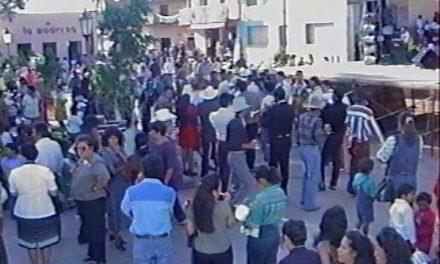 En la Plaza 28 de Septiembre 1997 1ra parte