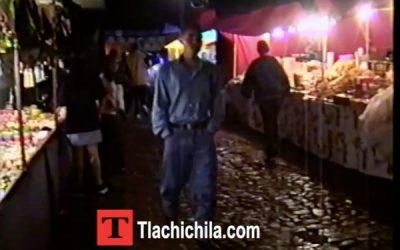 En los puestos y la Plaza fiestas 1998