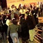 Bailando en la Plaza de Tlachis