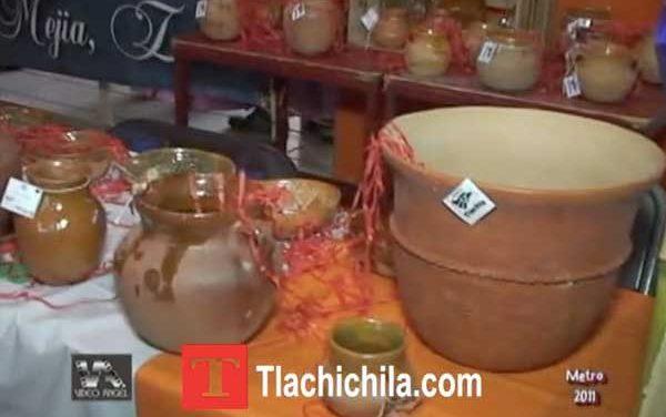Exhibición de Productos de Tlachichila