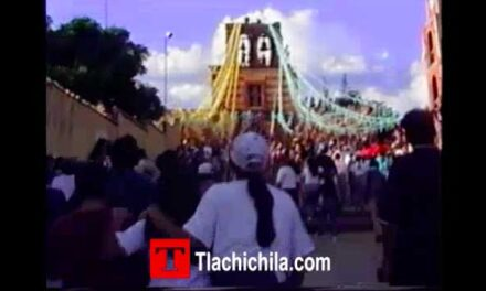 Llagada de la Virgen 1997