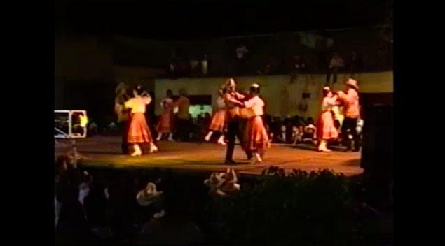 Bailables en la Plaza 1997